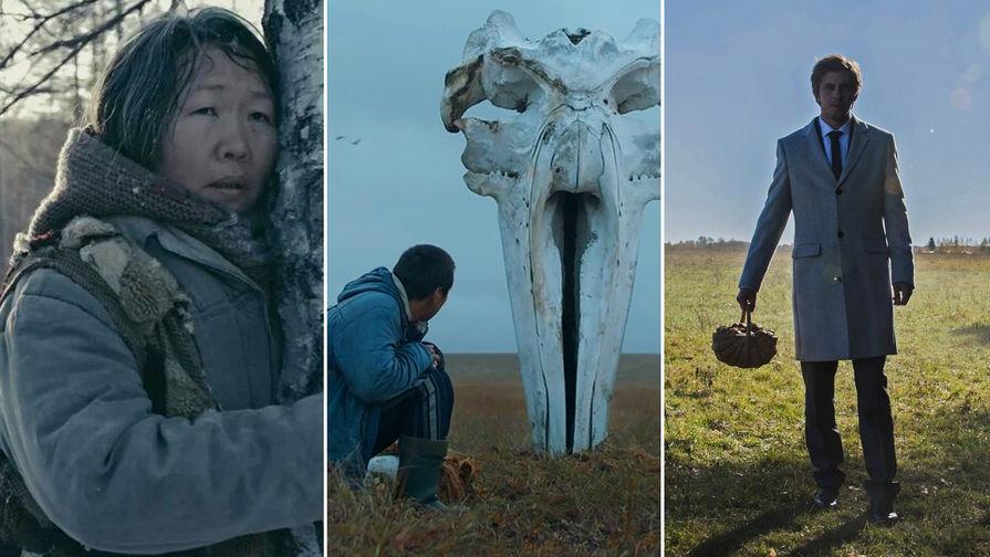 Кадры из фильмов «Пугало», «Китобой» и «Глубже»