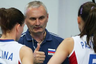 Сборная России обыграла Белоруссию на старте женского Евро по волейболу