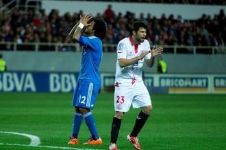 «Севилья» обыграла мадридский «Реал»