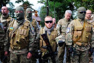 «Махновщина» объединила Киев и Москву