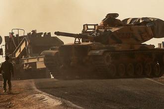 Война в Сирии: США уходят, турки наступают