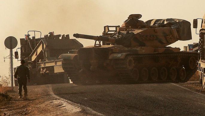 Худший сценарий: Турция готова начать операцию в Сирии