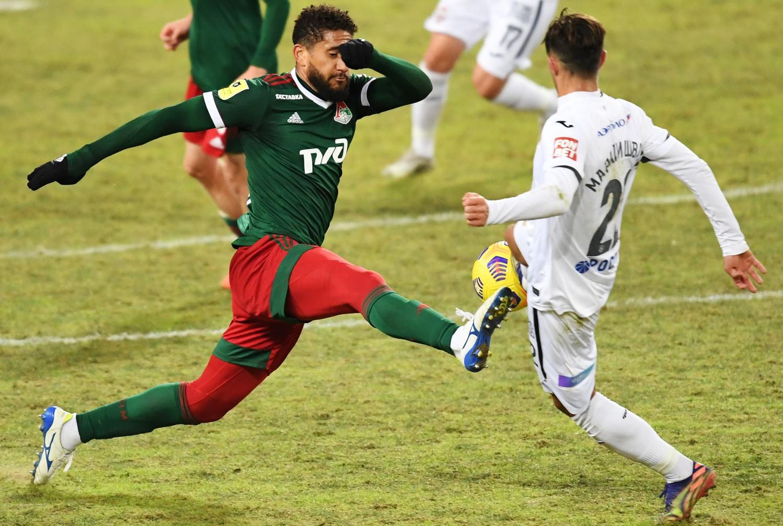 Локомотив» обыграл ЦСКА со счетом 2:0 в матче 20-го тура РПЛ - Газета.Ru