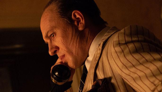 Кадр из фильма «Капоне. Лицо со шрамом» (2020)