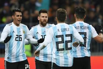 Игроки сборной Аргентины по футболу