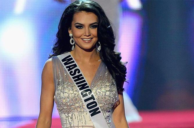 Мисс Вашингтон 2013 года Кассандра Сирлес