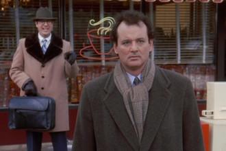 Кадр из фильма «День сурка» (Groundhog Day, 1993)