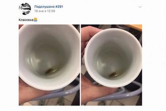 Скриншот из паблика санкт-петербургской школы №291 в соцсети «ВКонтакте»