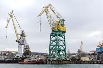 Главбаза: корабли Черноморского флота отправят в бывшие доки Порошенко