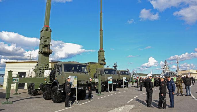 Береговой комплекс радиоэлектронной борьбы «Мурманск-БН»