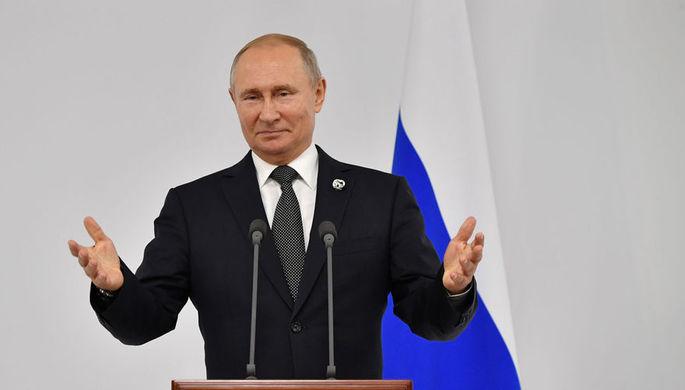«Никому не говорите»: Путин пообещал вмешаться в выборы в США