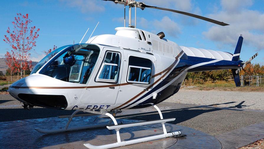 Bell 206В-III