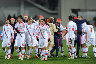 Молодежная сборная России попала в «группу смерти» на Евро-2013