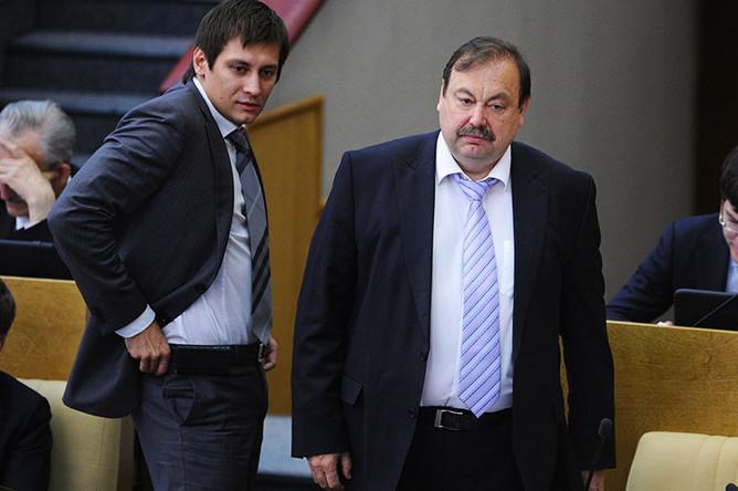 Отец и сын Гудковы занимаются хайпожорством за счет фейков и провокаций