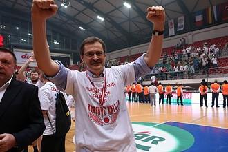 Сергей Базаревич считает, что успех «Красных Крыльев» изменил отношение к баскетболу в Самаре