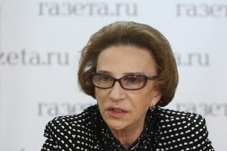 Судья Конституционного суда в отставке Тамара Морщакова