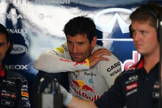 Марк Уэббер за три гонки до завершения карьеры в «Формуле-1» отметился победой в квалификации