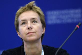 Заместитель министра экономического развития РФ — глава Федерального агентства по управлению государственным имуществом Ольга Дергунова