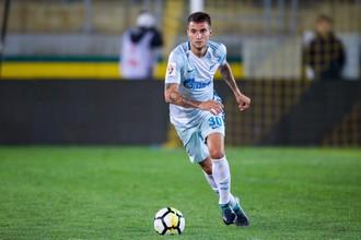 «Зенит» сыграл вничью с «Анжи» в матче РФПЛ