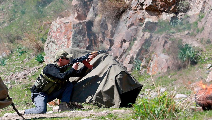 Число пострадавших в ходе конфликта на границе Киргизии с Таджикистаном приблизилось к сотне