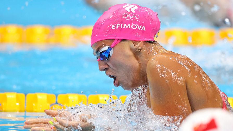 Ефимова раскритиковала расписание Олимпийских стартов