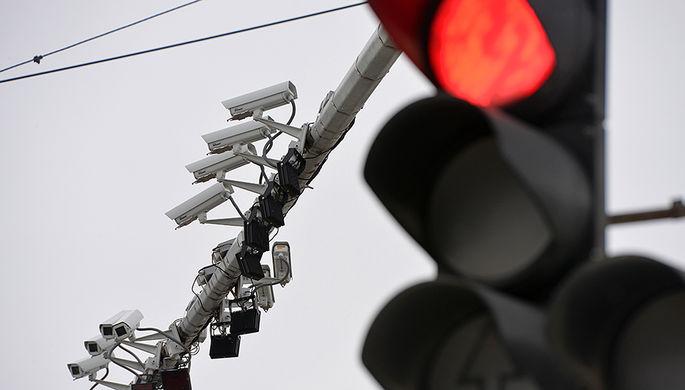 Камеры за год выявили в РФ на 16% больше нарушений ПДД