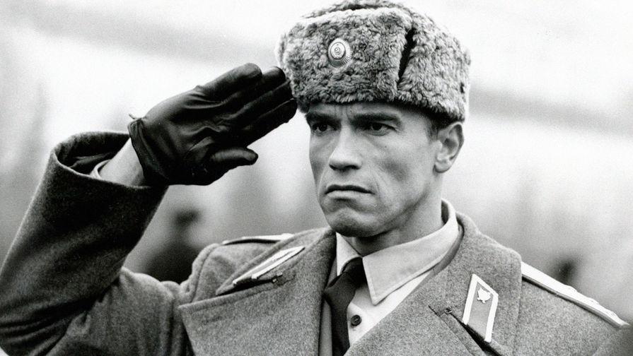 Стереотипы про русских в западных фильмах