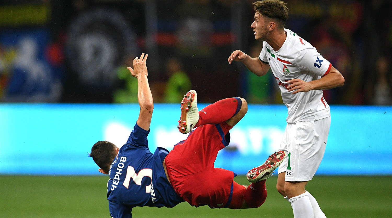 Суперкубок России по футболу в 2019 году новые фото