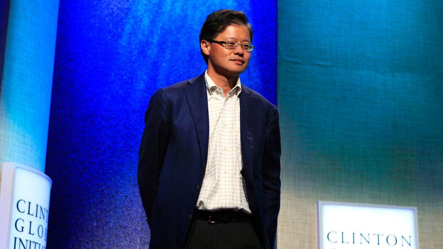 Джерри Янг (Yahoo!), 2010 год