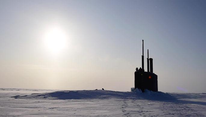 Привлеченная подводная лодка класса «Варшавянка»
