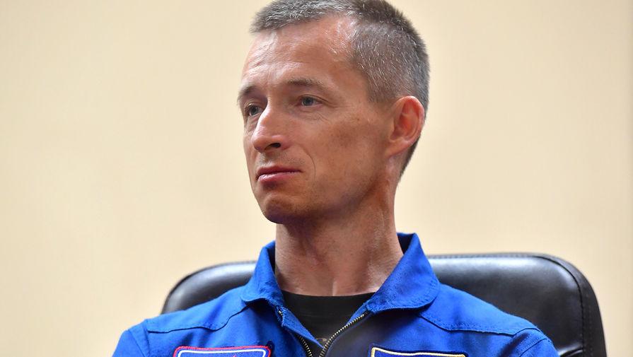 Космонавт Сергей Рыжиков