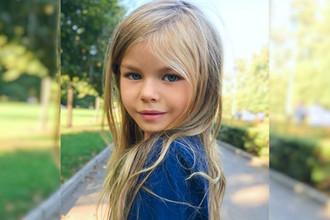 6-летняя Алина Якупова