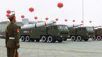 Китай подвинул ракеты к России