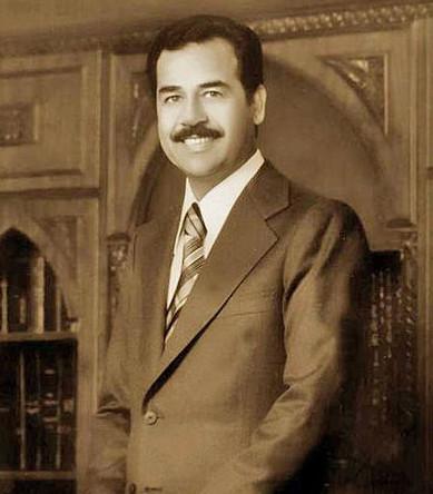 Саддам Хусейн в 80-х