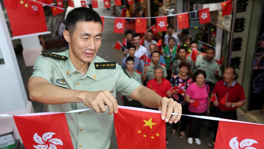 Из Китая в Британию — и обратно