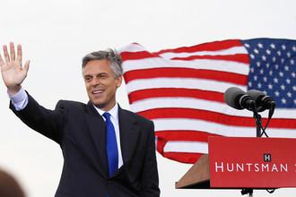 Хантсман — единственный в новейшей истории США посол в России, который был кандидатом в президенты