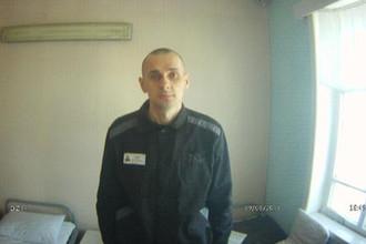 Олег Сенцов, 9 августа 2018 года