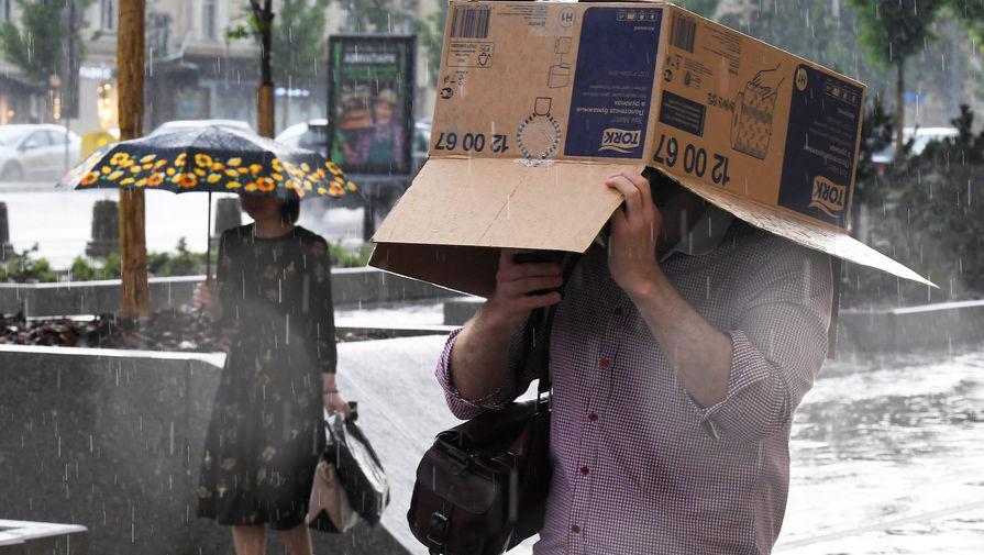 Метеорологи рассказали, какая погода ждет москвичей с 12 по 19 июля