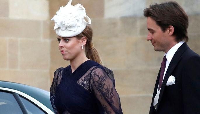 Все не так, как у Меган: какой будет свадьба принцессы Беатрис