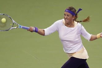 Белоруска Виктория Азаренко в третьем круге уничтожила американку Кристину Макхэйл — 6:0, 6:0