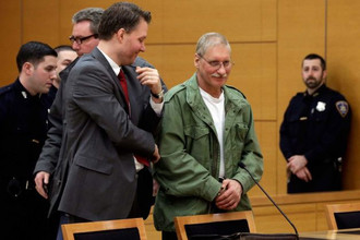 Суд освободил из-под стражи американца Дэвида Ранту, который провел 23 года в тюрьме по ложному обвинению в убийстве раввина