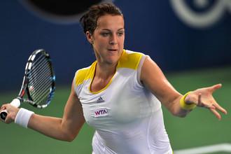 Анастасия Павлюченкова в третий раз выиграла турнир в Монтеррее