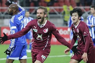 Нападающий «Рубина» Марко Девич открыл свой бомбардирский счет в матче с «Волгой»