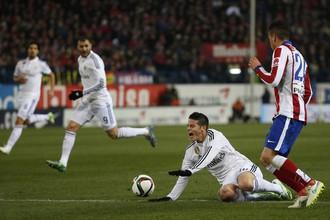 Пока матчи с «Атлектико» в этом сезоне приносят футболистам «Реала» одни разочарования
