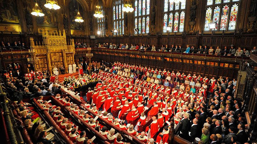 В британском парламенте нашли остатки кокаина
