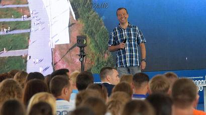 Как учителя отреагировали на слова Медведева об их профессии