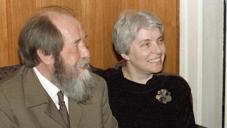 Вдова Солженицына - о Путине, Западе и теннисе