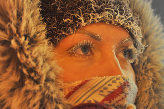 Снег и метель: в Москву идут 20-градусные морозы