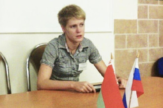 Гражданка России Анна Богачева