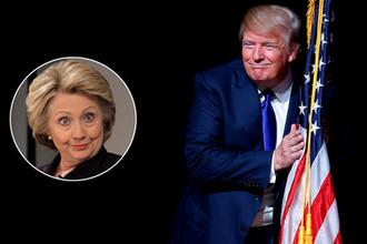 «Хиллари сошла с ума»: Трамп признался в любви к русским
